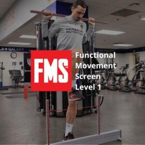 Πιστοποίηση Functional Movement Screen Επίπεδο 1- hnfc.shop