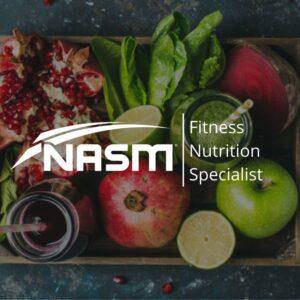 Σεμινάριο Fitness Nutrition Specialist