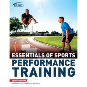 Βιβλίο NASM Essentials of Sports Performance Training - hnfc.shop